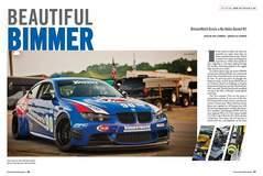Bimmerworld's BMW E92 M3 Widebody Production V8 on Forgeline GA3R Wheels