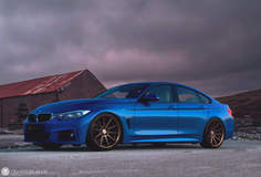 Quantum44 S1 - BMW 4 series grand coupe