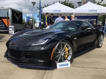 Nowicki Autosport Michelin ConceptZ C7 Corvette Z06 on Forgeline One Piece Forged Monoblock GT1 Wheels at NCM