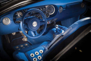 2014 Ford GT | Galpin Ford GTR1 Interior