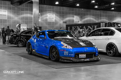 '13 Nissan 370Z @ Dub Show