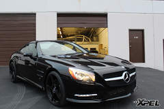 2014 Mercedes-Benz SL550 with XPEL ULTIMATE
