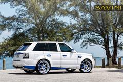 '13 Range Rover - Alexi Ogando