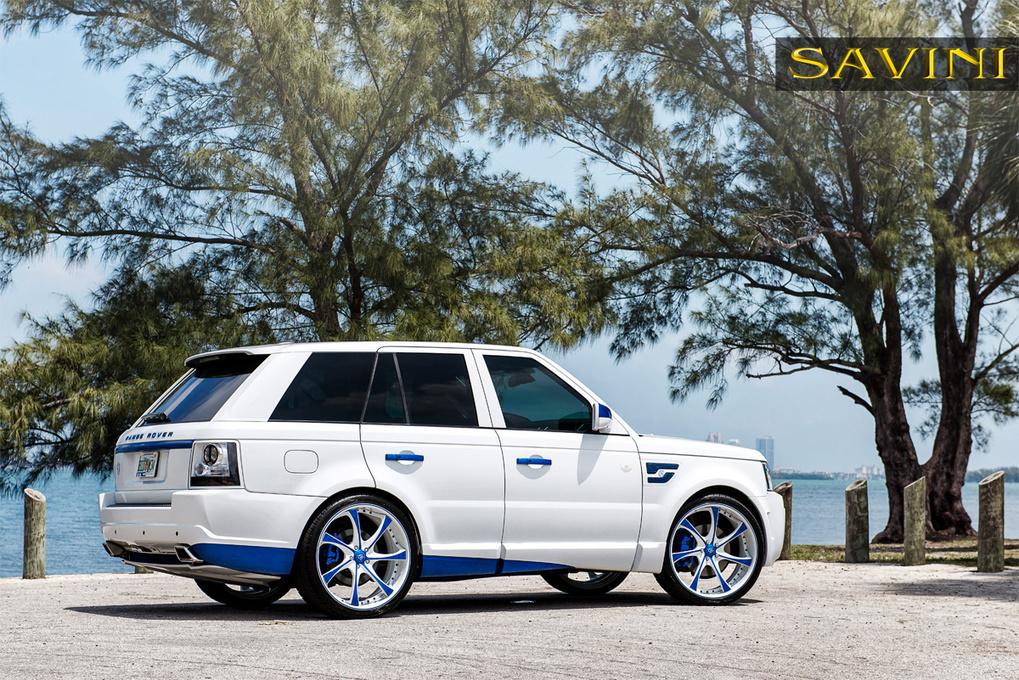 2013 Land Rover Range Rover | '13 Range Rover - Alexi Ogando