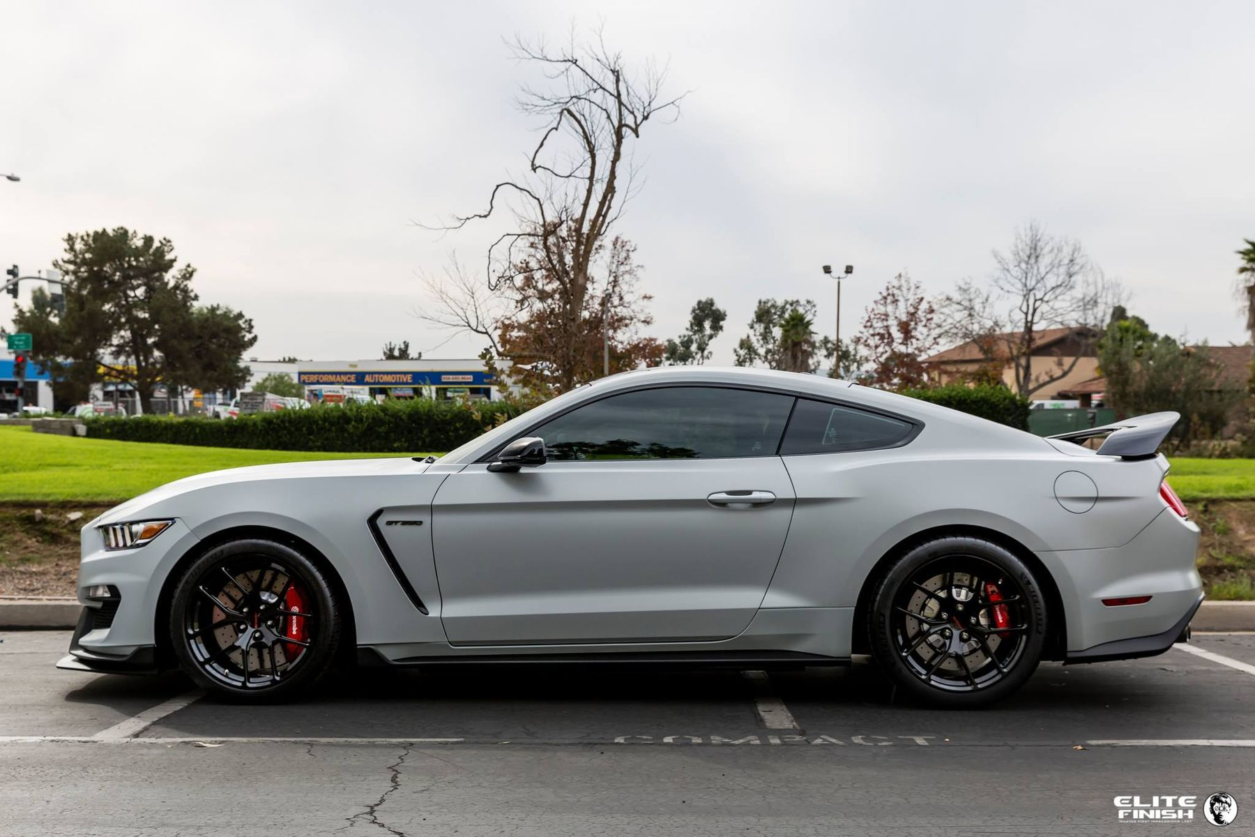 2018 Ford GT350R | Joe Gatt's Ford Mustang GT350R on Forgeline One Piece Forged Monoblock VX1R Wheels