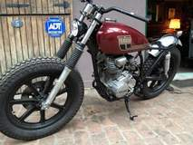 Herencia Custom Garage's XS400