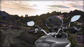 Multistrada 1200 Enduro - Sunsets