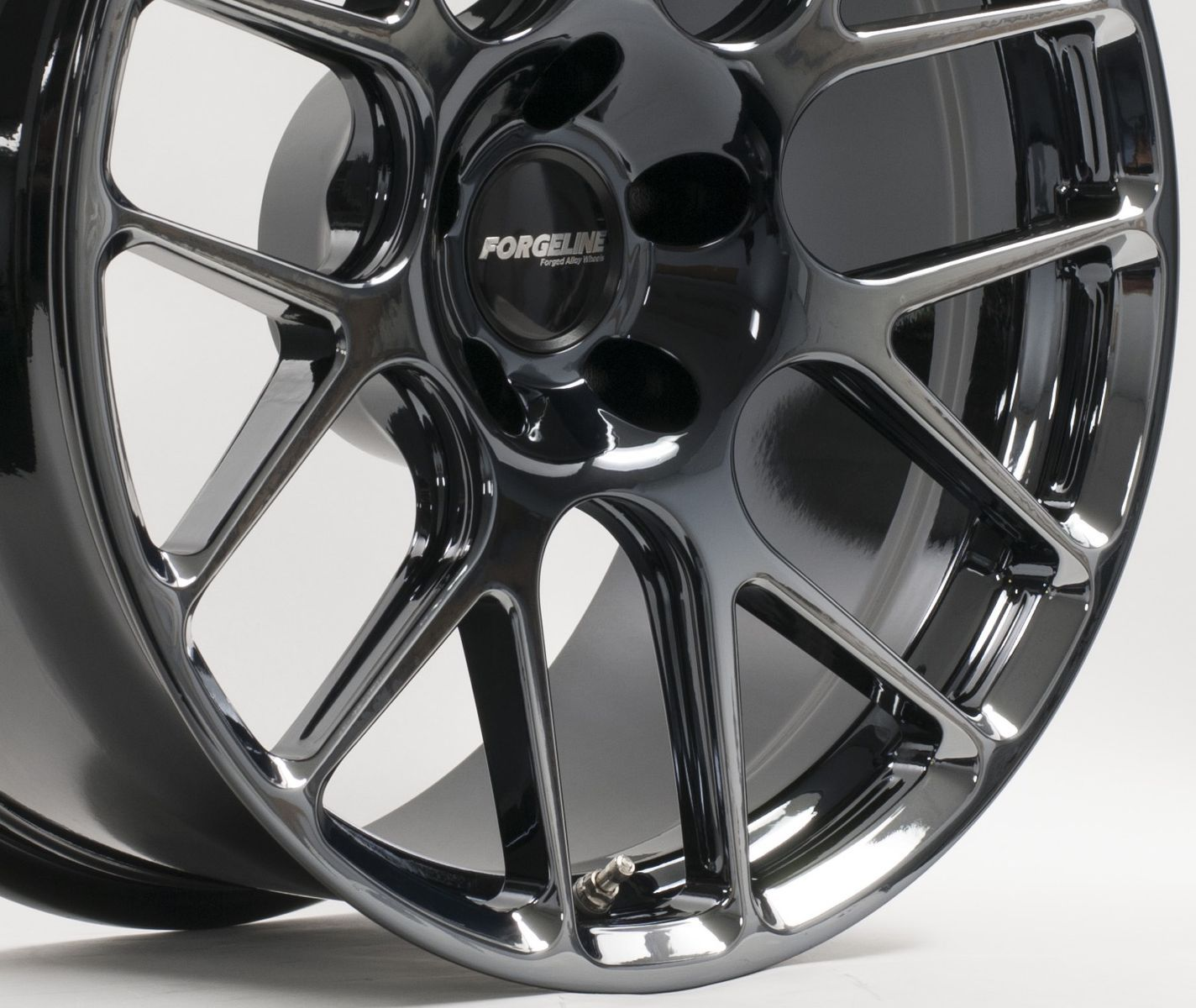| Forgeline SE1 in Black Chrome PVD