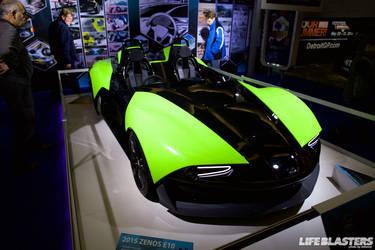 2016     Zenos E10S - The Super Car Killer