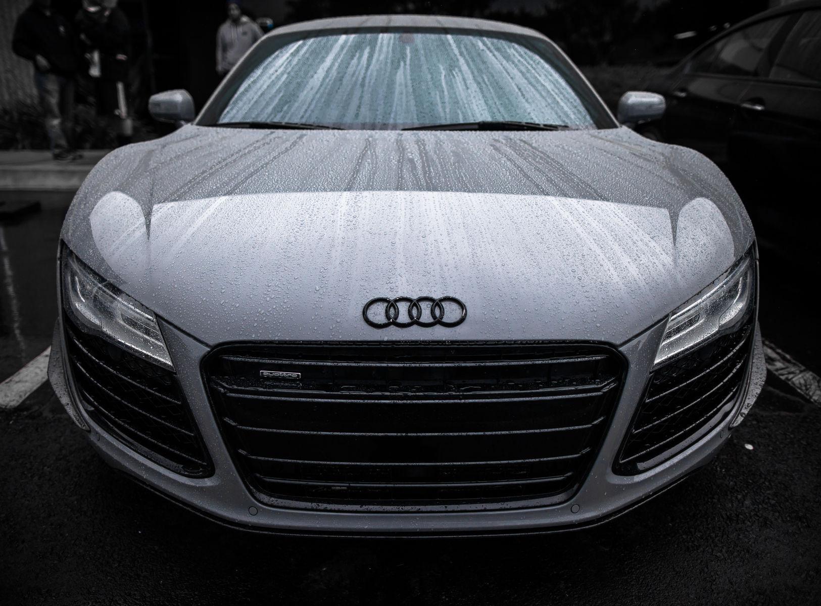 2015 Audi R8 | The Auto Salon Grand Opening