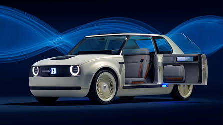 Honda Urban EV - Concept confirmed for 2019