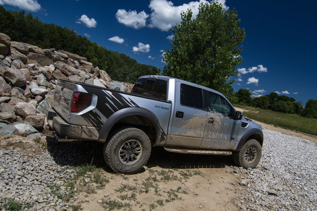2014 Ford Raptor | ROUSH Off-Road Raptor