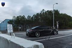 GTR - Side Angled Shot