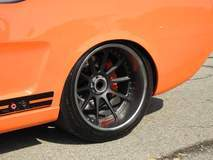 Ringbrothers Producer Mustang on Center Locking Forgeline RB3C Concave Wheels