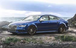 Quantum44 S1 wheels - Audi S7