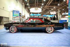 "Tom Demrovsky's Roadster Shop ""Onyx"" 1967 Chevelle Wins GM Design Award, at the 2016 SEMA Show"