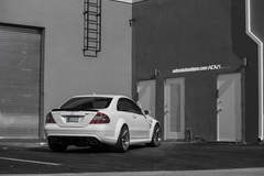 Mercedes CLK63 Black Series