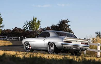 1969 Chevrolet Camaro | Keith Byer's '69 Camaro on Forgeline ZX3P Wheels