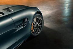 Mercedes AMG GTR - ADV.1 ADV5.2 M.V2 SL Series Wheels