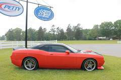Petty Garage Signature Challenger on Forgeline SC3C-SL Wheels