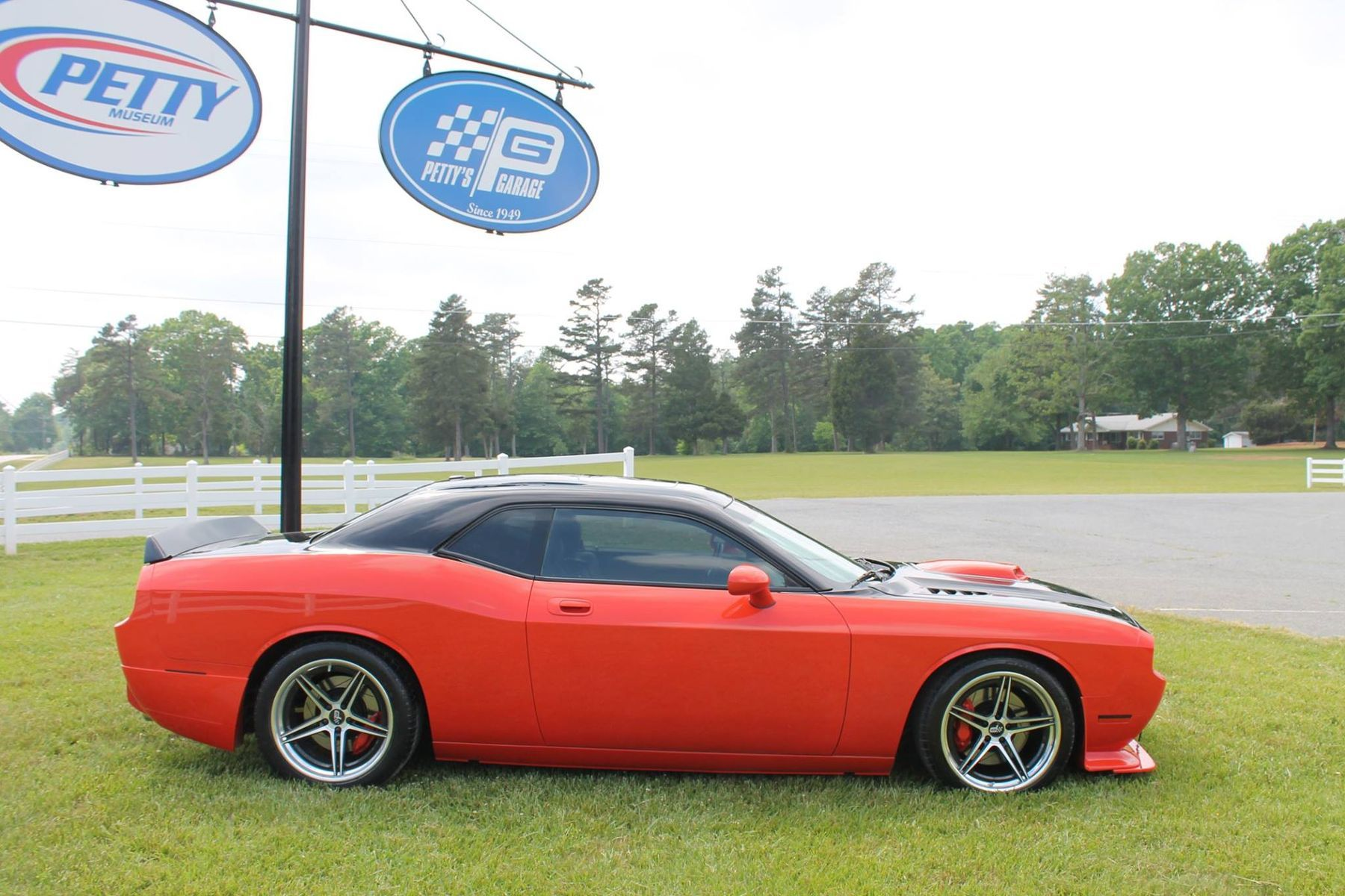 2015 Dodge Challenger | Petty Garage Signature Challenger on Forgeline SC3C-SL Wheels