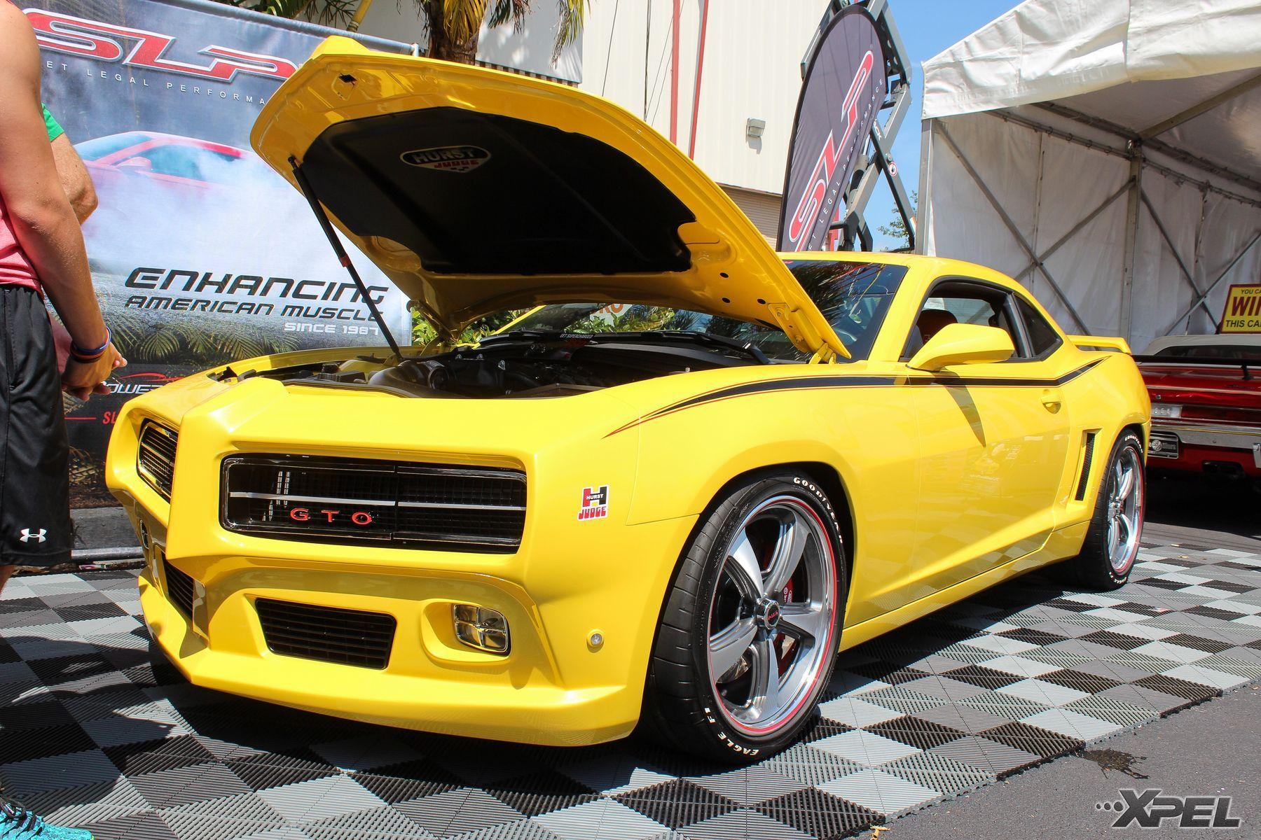 Pontiac GTO   Concept GTO