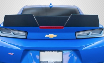 Chevrolet Camaro Carbon Creations DriTech Grid Rear Wing Spoiler - 1 Piece