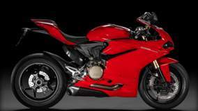 1299 Panigale - Side View