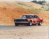 '69 Boss Mustang #16