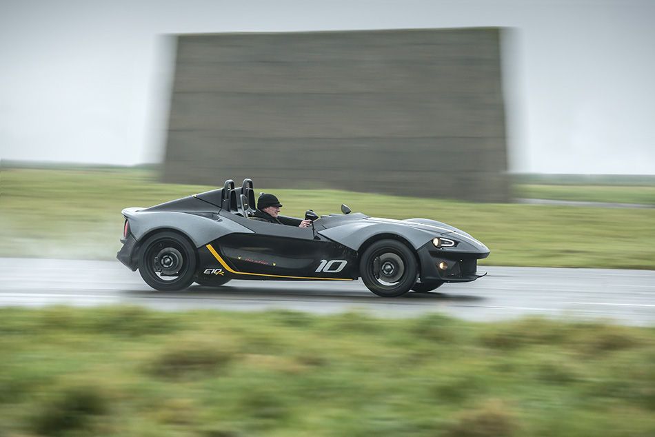 2016   | Zenos E10-R. The Super Car Killer