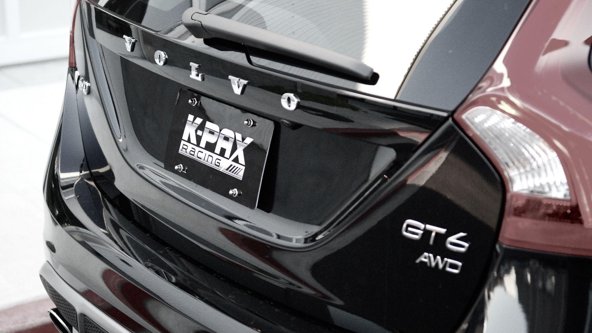 2015 Volvo  | K-PAX Racing VOLVO V60 GT6