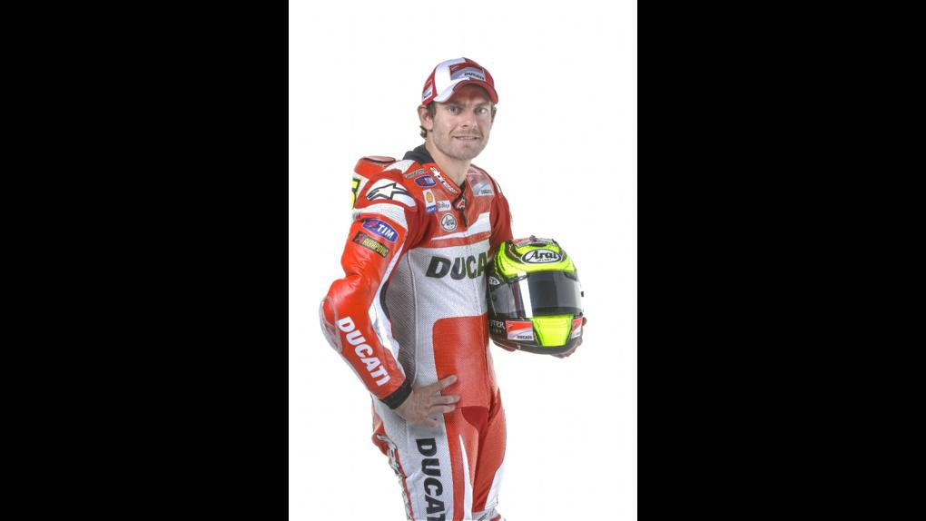 2014 Ducati  | 2014 Ducati MotoGP Press Event - Crutchlow