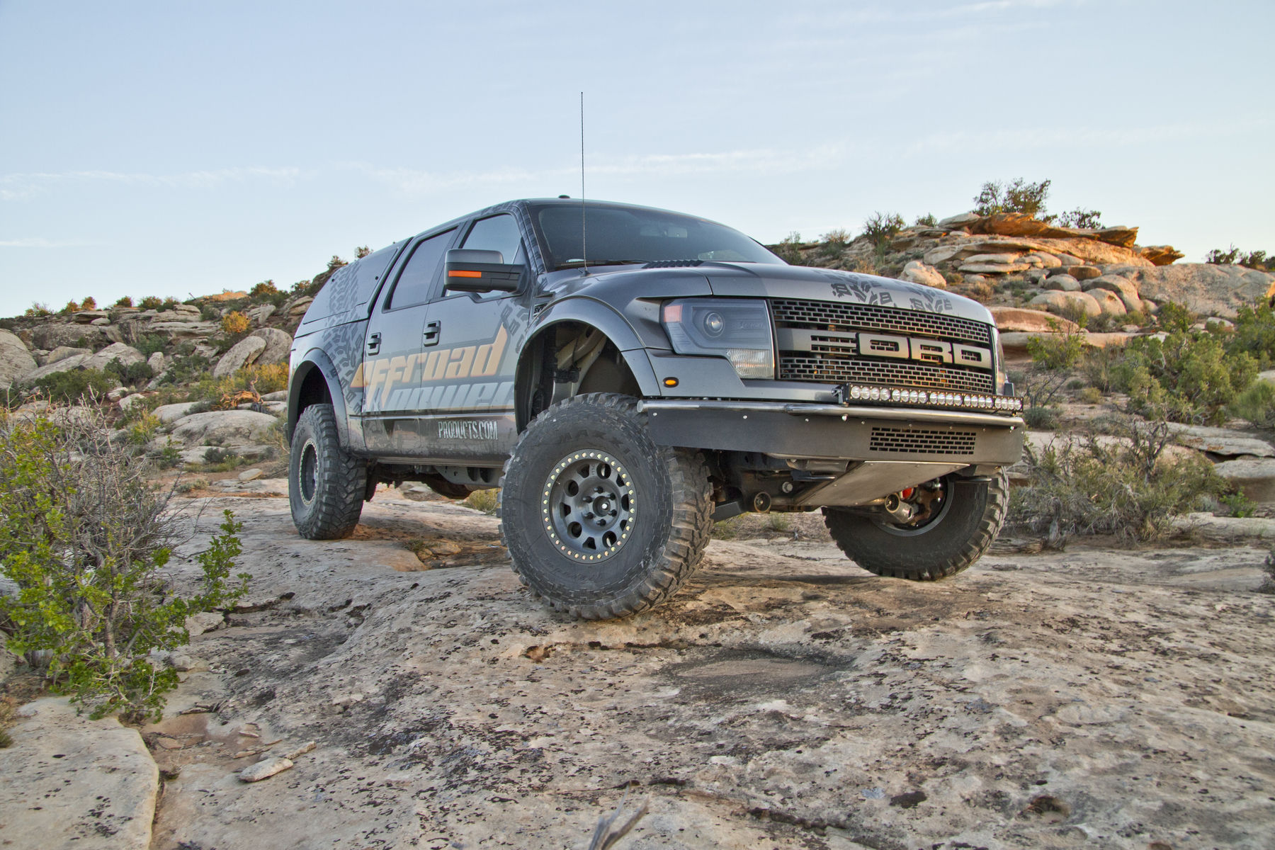 Ford  | Diesel/Offroad Power - Project Build