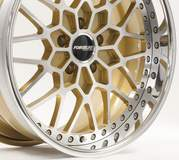 Forgeline TA3 in Gold with HTM