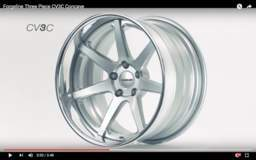 Forgeline CV3C Concave Wheel