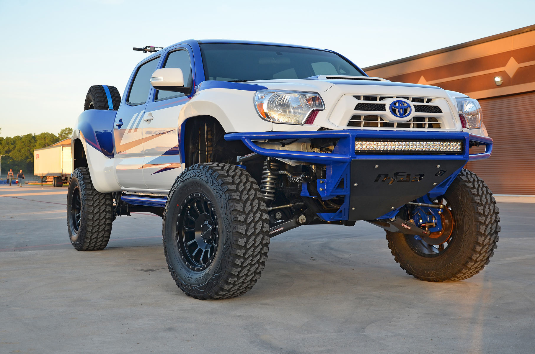 Toyota Tacoma | Justin Barcia's JGR Build