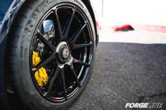 Porsche 911 Turbo S on Forgeline GA1R Wheels