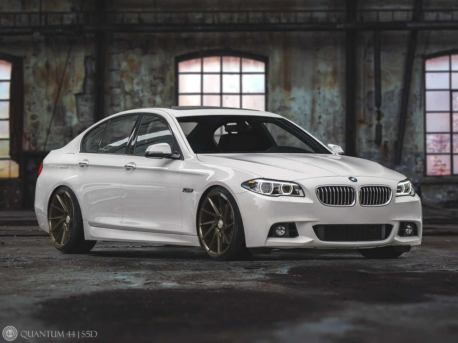 BMW 5 Series | Quantum44 S5D - BMW 535d