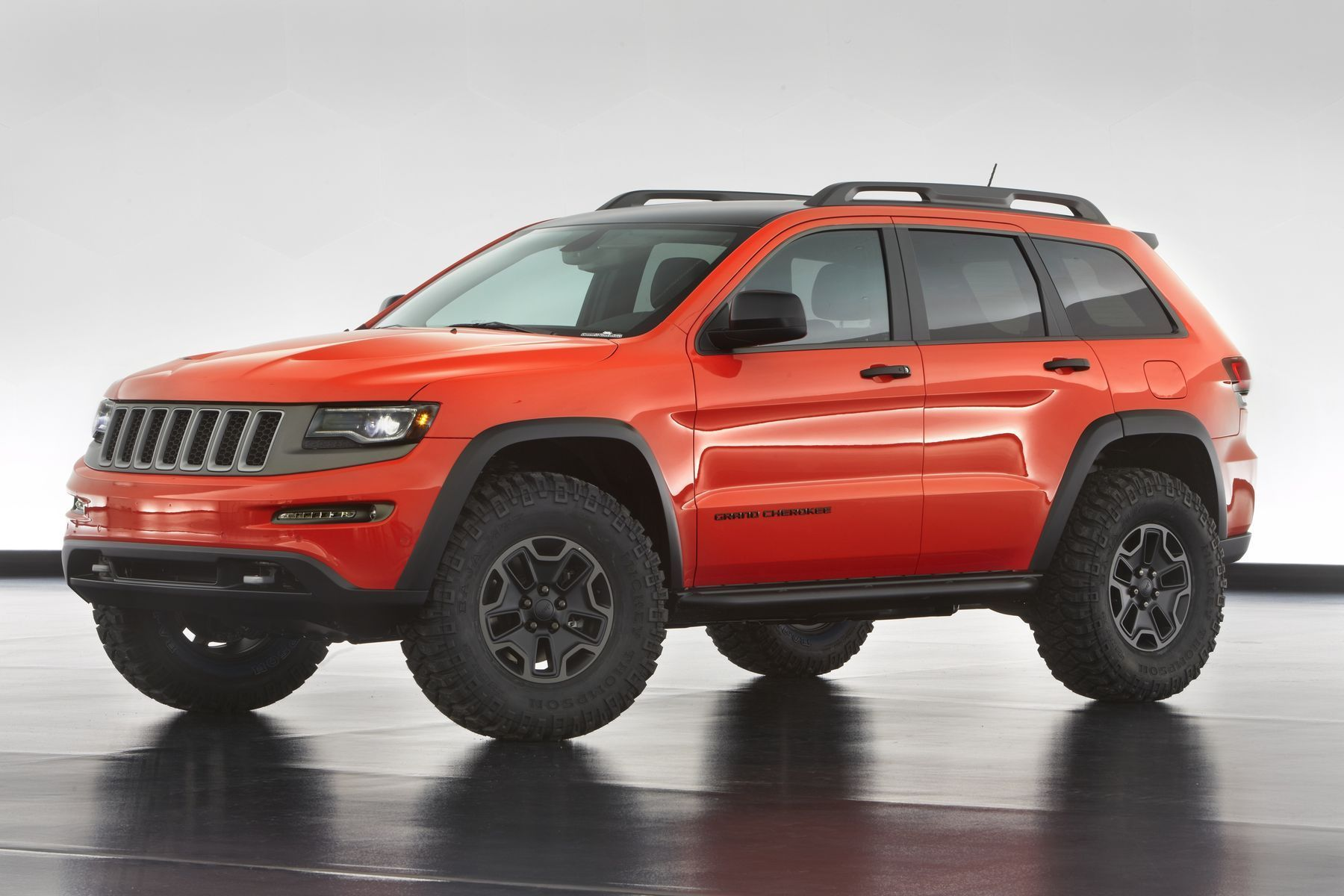 2014 Jeep Grand Cherokee | Mopar Jeep Grand Cherokee