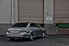 '12 Mercedes E550 on XO Miami's