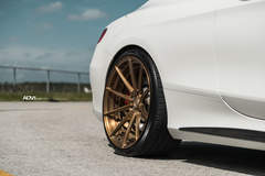 ADV.1 Wheels Mercedes Benz S63 AMG Coupe