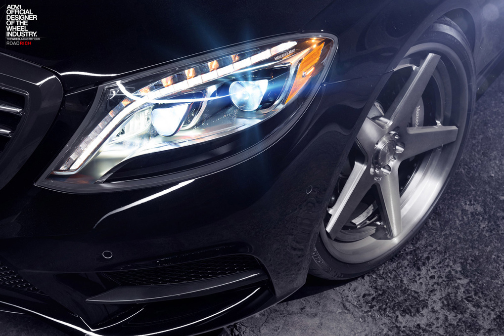 2012 Mercedes-Benz S-Class   '12 Mercedes-Benz S-Class on ADV.1's