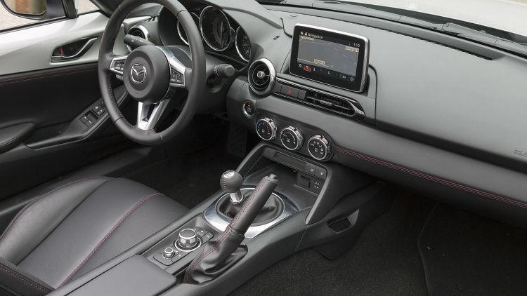 2016 Mazda MX-5 Miata | 2016 Mazda MX-5 Miata Interior