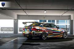 Technicolor M3 - Wing View