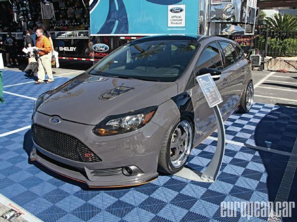 2013 Ford Focus ST | 2013 Ford Focus ST