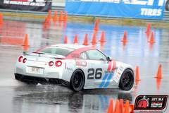 Steve Kepler Clinches 2016 USCA GTS Points Championship in Nissan GT-R on Forgeline GZ3 Wheels