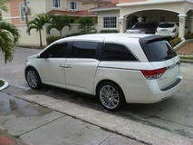Honda Odyssey on Ruff Racing R955's