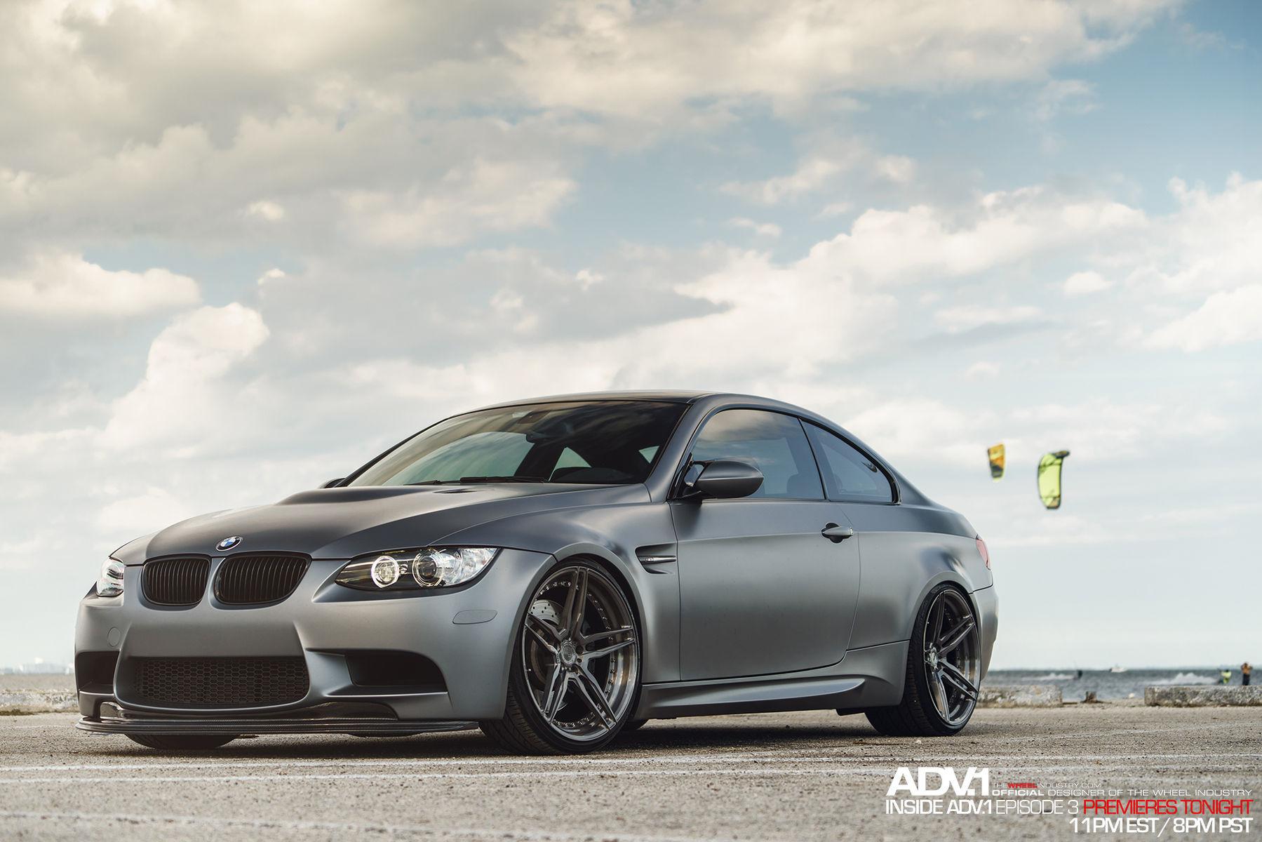 BMW M3 | Inside ADV.1 : BMW E92 M3