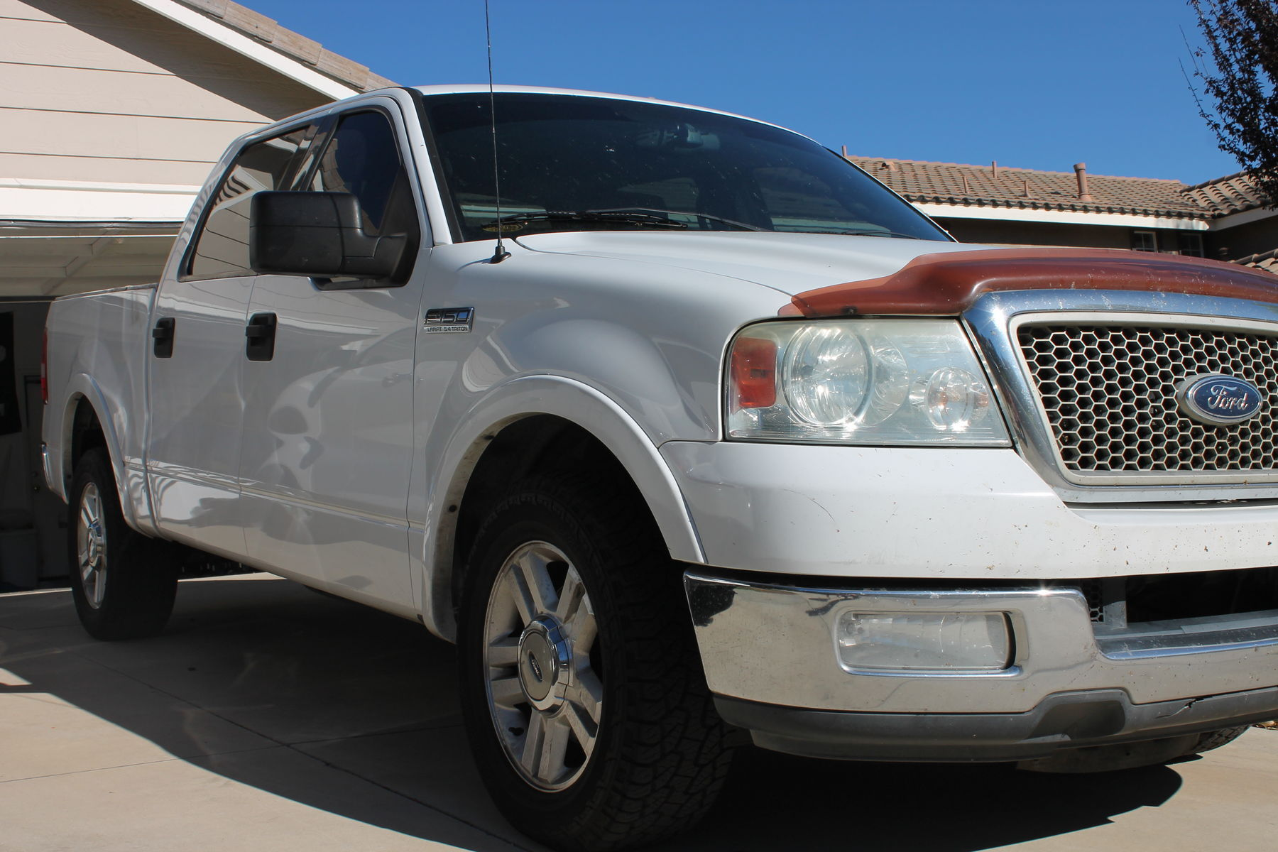 2004 Ford F-150   Stock Ford F150