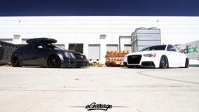 Cadillac vs Audi